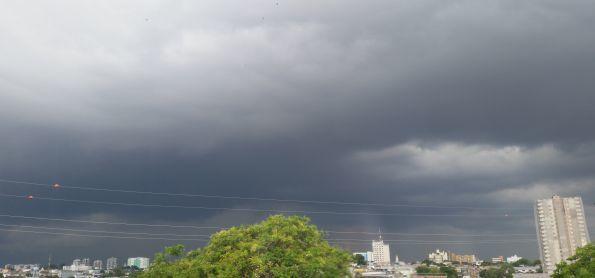 Chuva na Grande Manaus