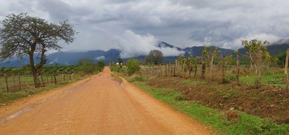 chuva abencoada na Bahia