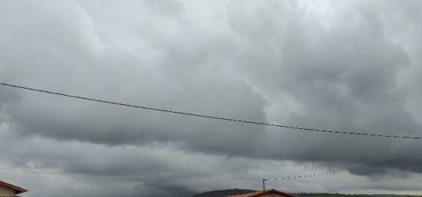Muita chuva em Brumado