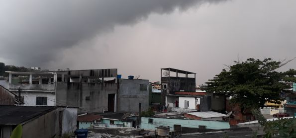 Muita Chuva em Ilhéus Bahia