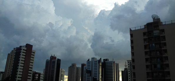 Anoitecer em São Paulo!