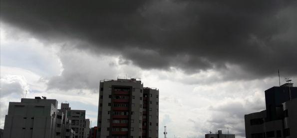 Chuva no DF