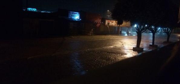 Chuva em Ji-Paraná-RO