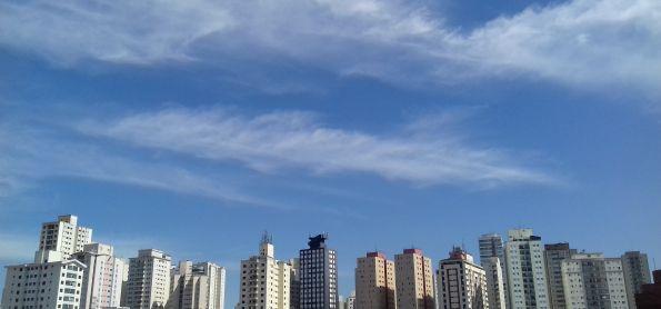 Sol e calor em São Paulo!