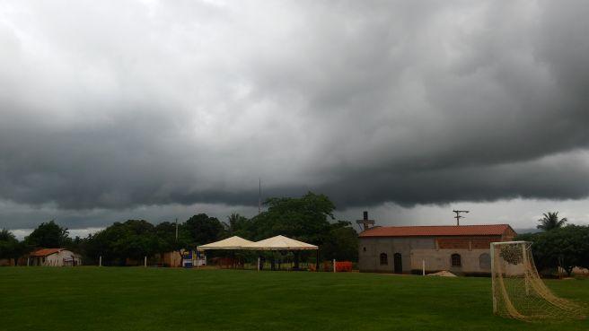 CHUVARADA EM LIVRAMENTO-BA
