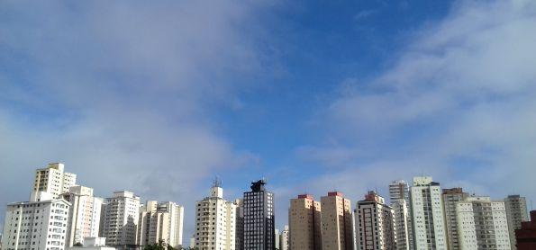 Manhã de sábado em São Paulo!