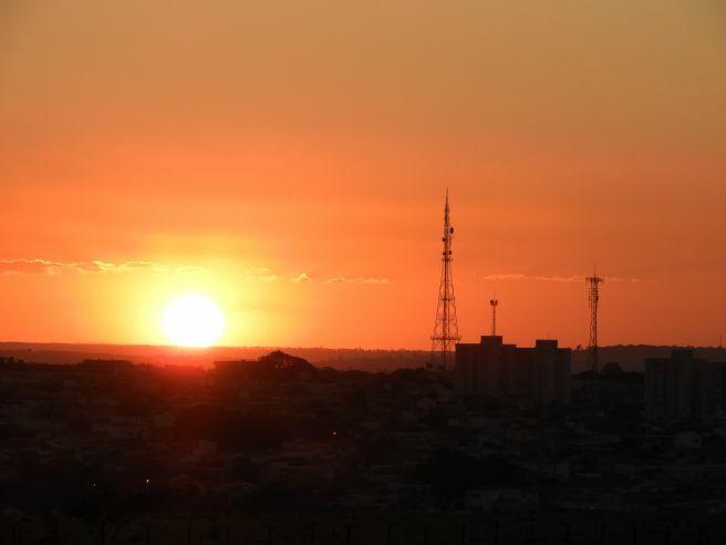 Dias de muito calor em São Carlos nesta primeira quinzena de dezembro