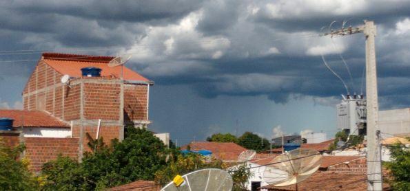Chuva no Nordeste - Sertão da Paraíba