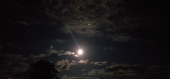 Primeira Lua Cheia do ano !!!