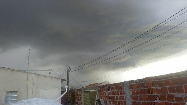 Chuva no agreste de Pernambuco