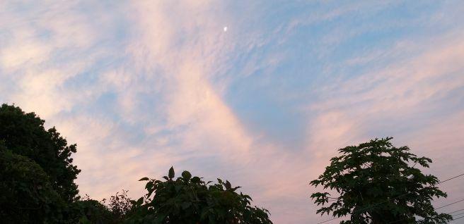 Belo início  de noite !!!
