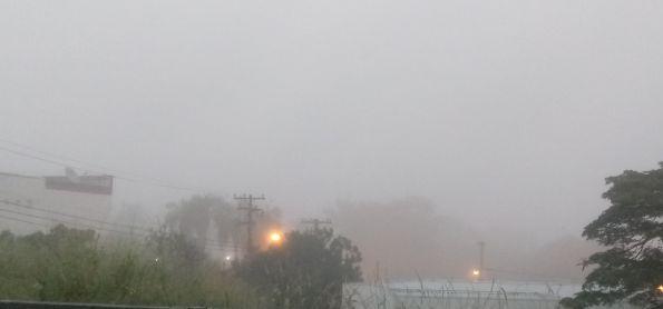 Forte nevoeiro
