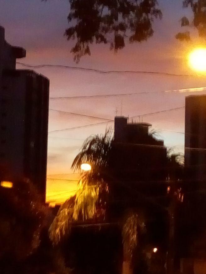 Por do Sol dia 21/05