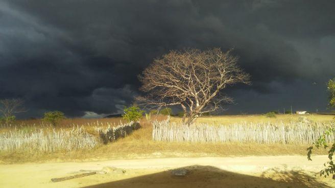 Tempo antes da chuva