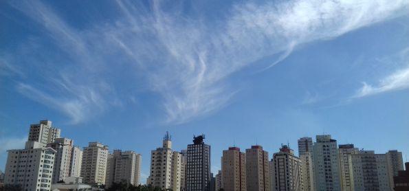 Dia de sol em São Paulo!