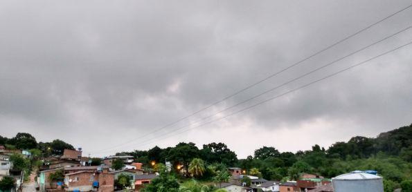 Chuva volumosa em Camaragibe - PE