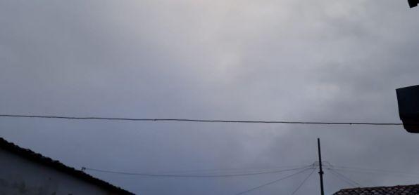 Tempo nublado no sertão