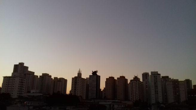 Segue o seco em São Paulo!