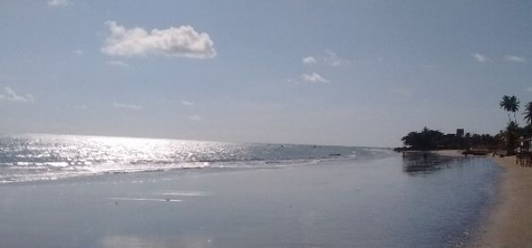 Praia do janga paulista PE.