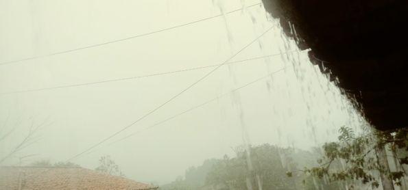 Chuva surpresa em Teresina
