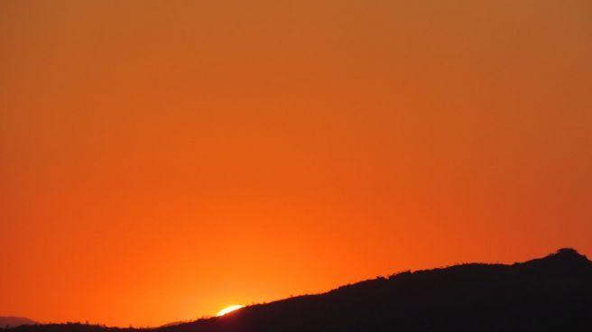 Nascer do sol de 13 de agosto