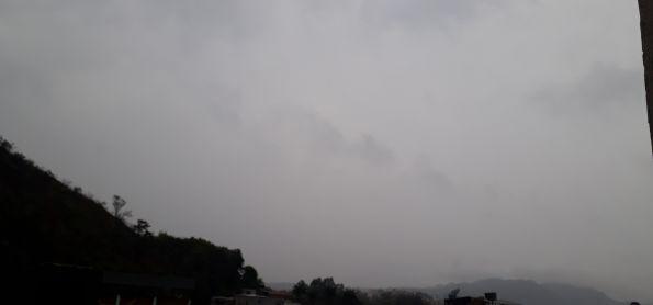Chuva, seja bem vinda!