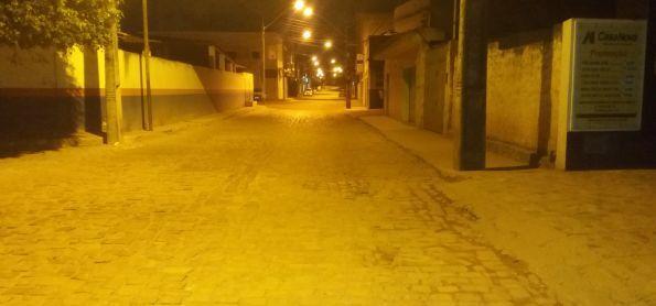 Amanhedo em Barra da Estiva na Chapada Diamantina  - BA