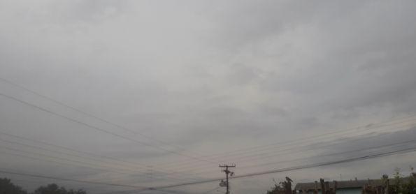 Nublado em Pranchita