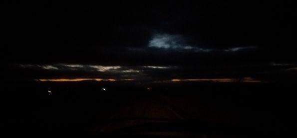 Amanhedo nublado em Tanhacu