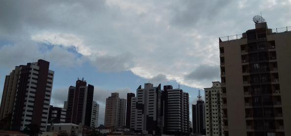 Um refresco no calor em São Paulo!
