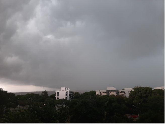 Tempestade em Brasília