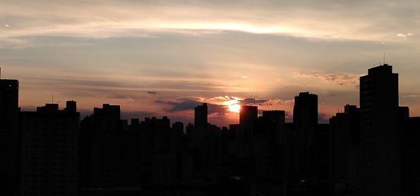Linda tarde Curitiba