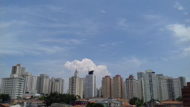 Sábado de Sol em São Paulo!