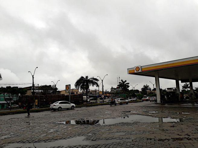Chove Forte no Norte do ES!