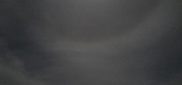 Halo Lunar em Brasília