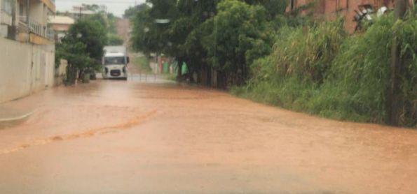 Chuvas e Inundações