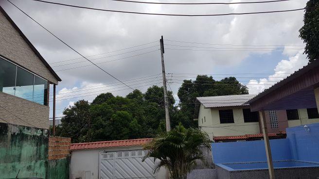 Muitas Nuvens em Manaus (AM)