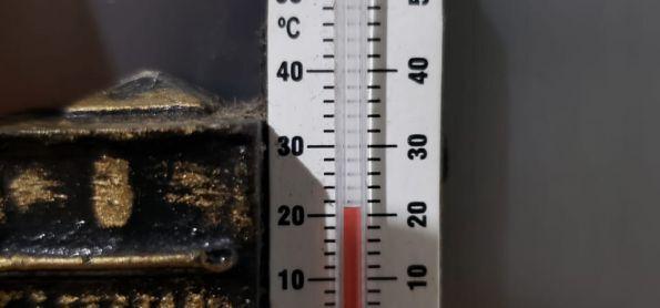 Temperatura agradável