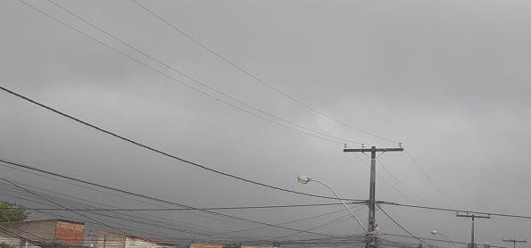 Muita chuva em Vitoria da conquista BA  !