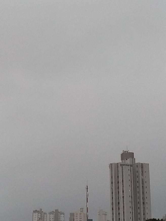 Chuva não para em Belo Horizonte!