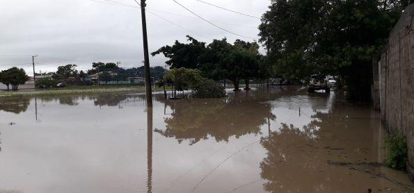 Muita Chuva no Norte Capixaba e Sul da Bahia!