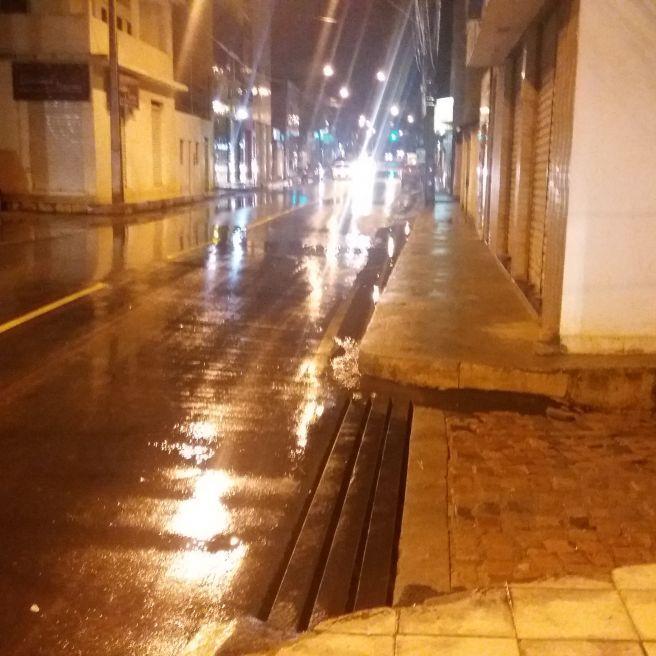 Voltou a chuva em Barra da Estiva  - BA