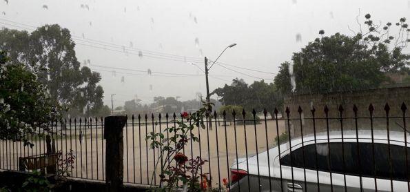 Muita chuva Extremo Norte Capixaba!