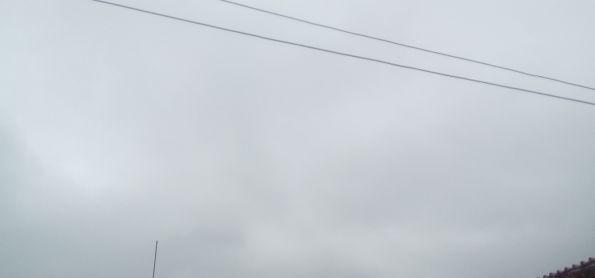 A temperatura caiu depois da chuva forte da tarde de ontem em curitiba# fotografootempo