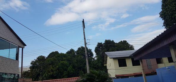 Nuvens e Tempo Aberto em Manaus (AM)