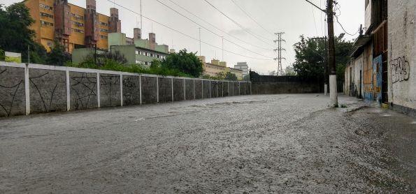 Constantes problemas e inundações em São Bernardo