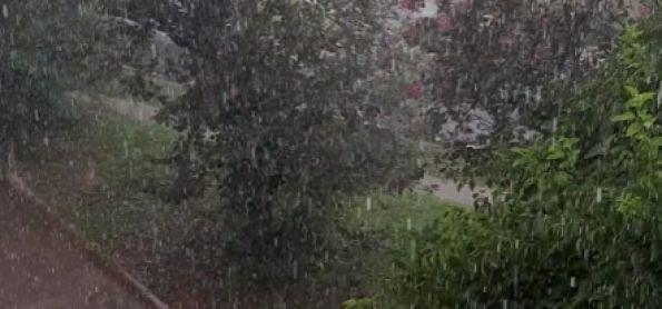 Chuva despenca em Brasília 24-fev-2020