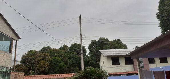 Tempo Encoberto em Manaus (AM)