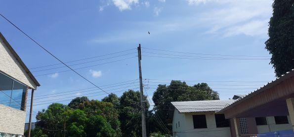Tempo Aberto e Sol em Manaus (AM)