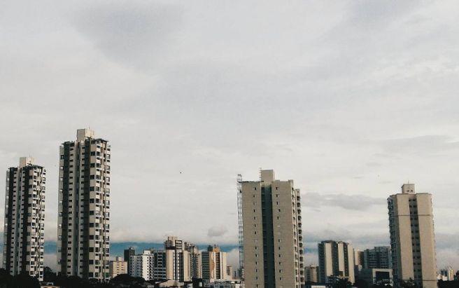 Temperaturas Altas e chuvas (Taubaté, Vale do Paraíba - SP)